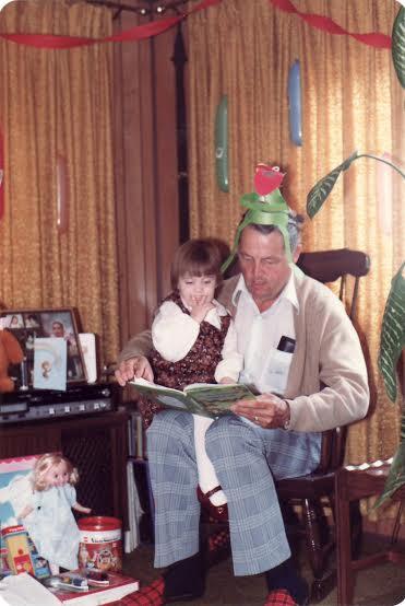 Brooke and Grandpa