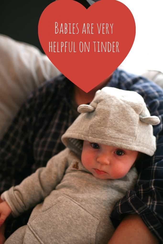 babies on tinder