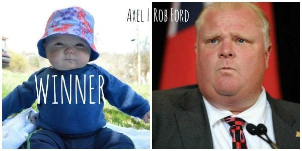 AxelRob Ford WINNER
