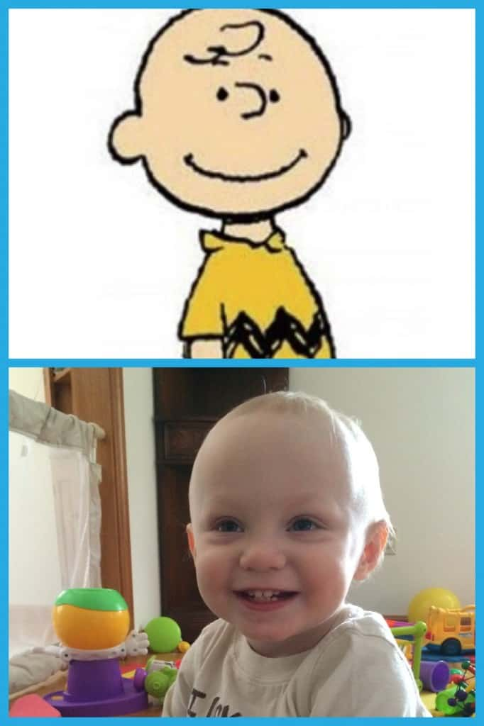Jackson & Charlie Brown