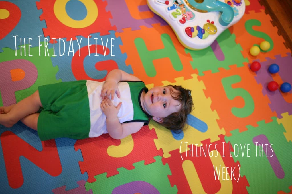 Friday Five 2