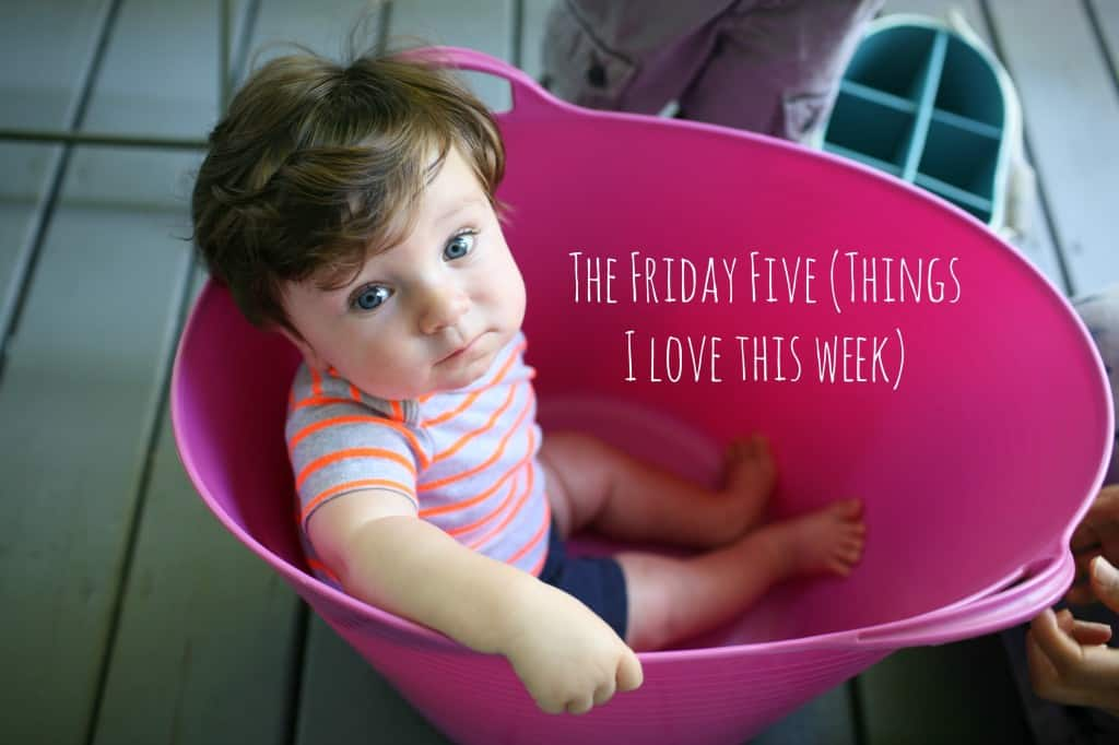 Friday Five (3)