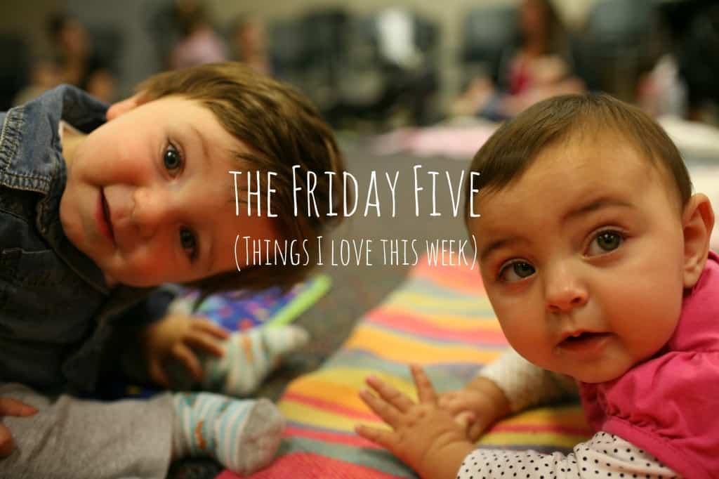 Friday Five (6)