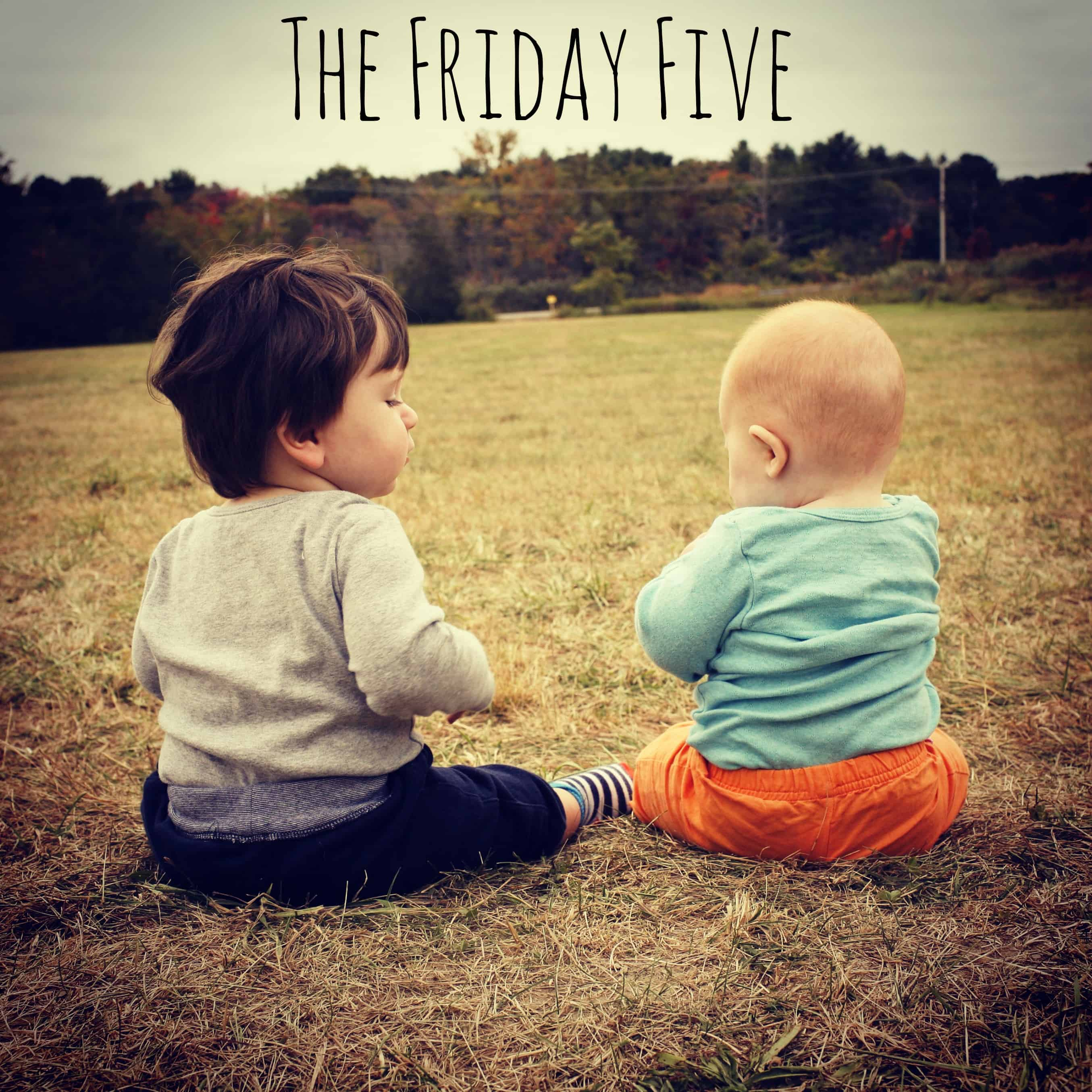 Friday Five (8)