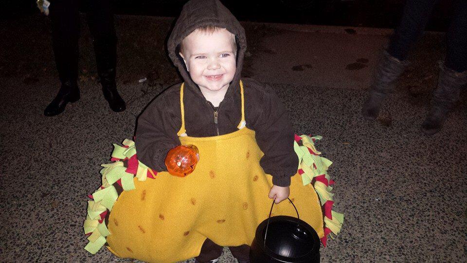 Ryan as a Taco