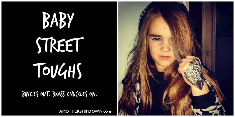 Baby Street Toughs Photo Contest