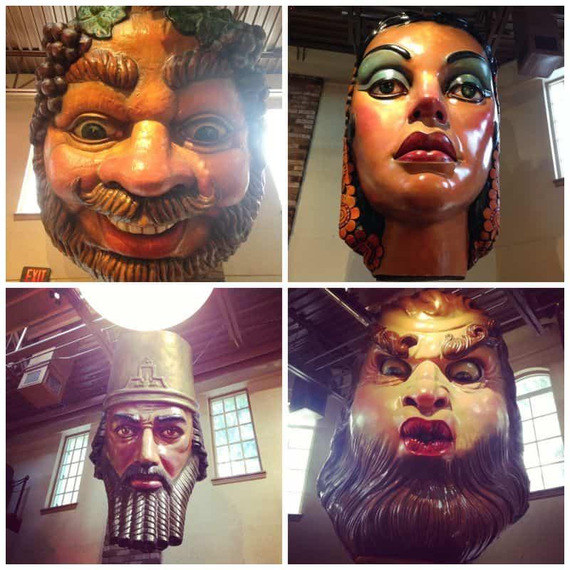 Cafe Faces
