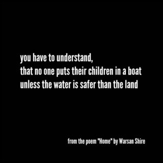 When Water is Safer Than Land