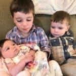 Three kids vs. two kids