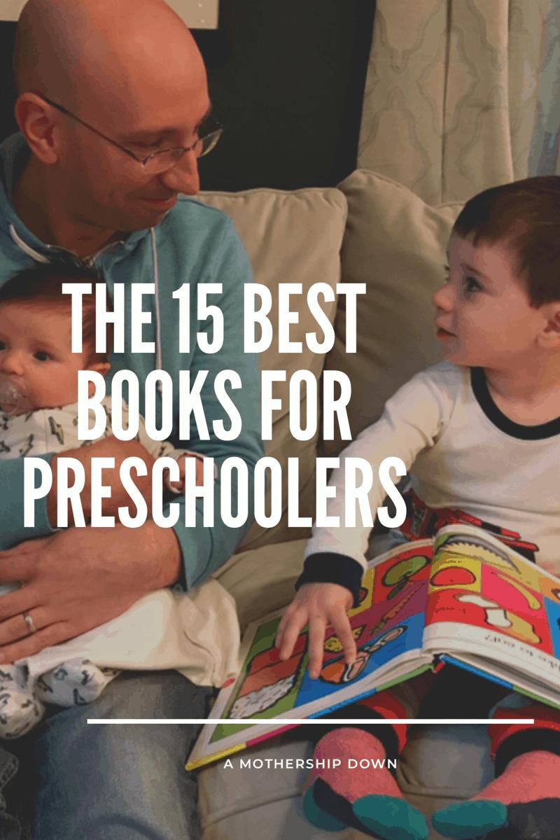 15 Best Books for Preschoolers