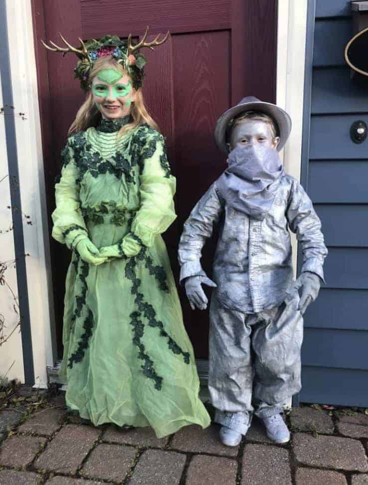 Halloween costume for kids