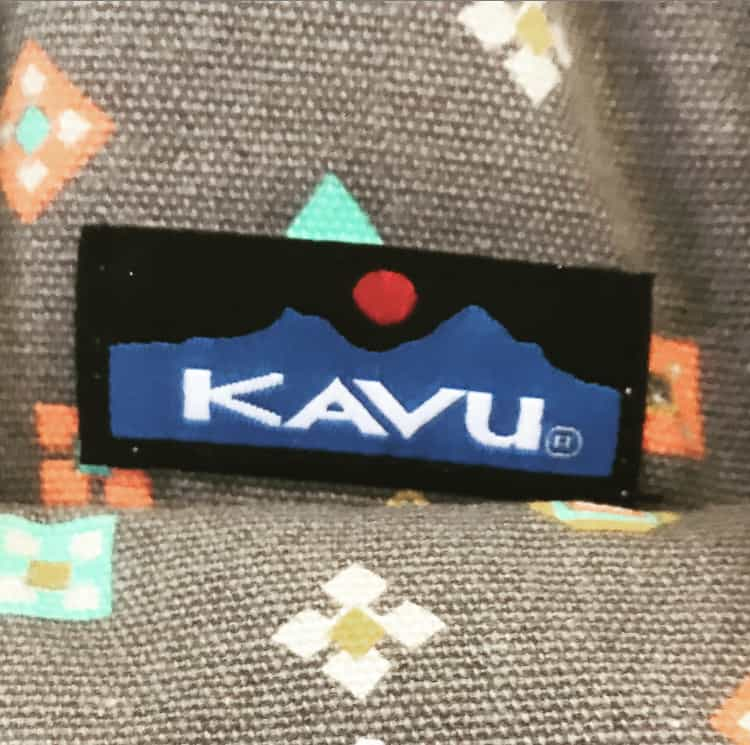 KAVU makes the best lightweight diaper bag for moms