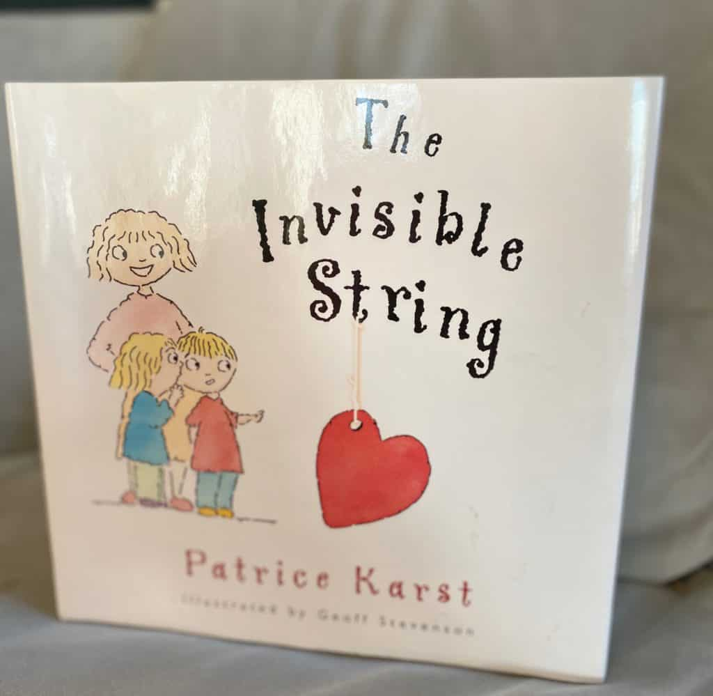 "Cover of the children's book ""The Invisible String"""