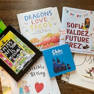 collection of the best books for Kindergarten