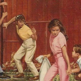 boxcar children illustration
