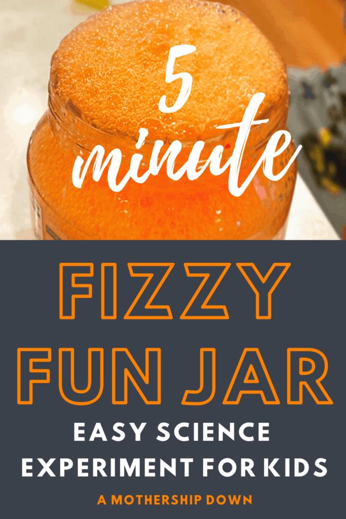 Fizzy Fun Jar